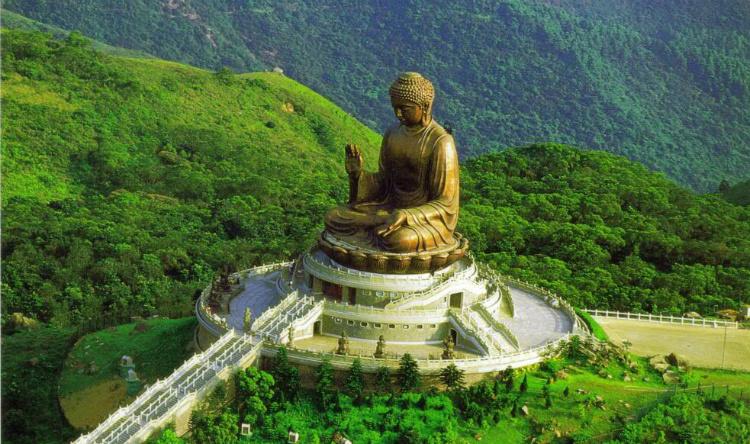 Thiên tân Đức Phật